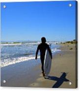 Beach Boy 1 Acrylic Print