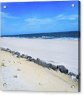 Beach Day Acrylic Print