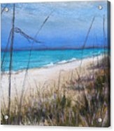 Beach Dreaming Acrylic Print