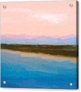 Beach Happyness Acrylic Print