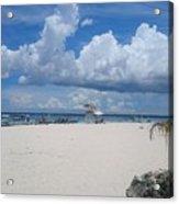 Beach Life  Acrylic Print