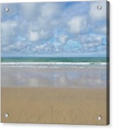 Beach Acrylic Print