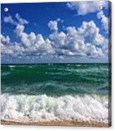 Beach Paradise Acrylic Print