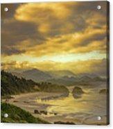 Beach Reflections Acrylic Print