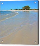 Beach Scene 3 Acrylic Print