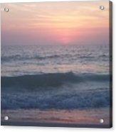 Beach Sunset 1 Acrylic Print