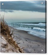 Beach Surrender Acrylic Print
