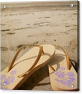 Beach Therapy Acrylic Print