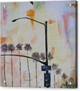 Beach Traffic - Sold Acrylic Print