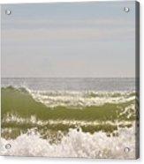 Beach Wave Acrylic Print