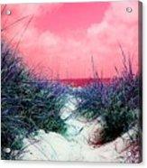 Beach Worx Acrylic Print