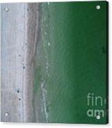 Beachin Acrylic Print