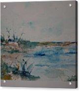 Beachside Acrylic Print