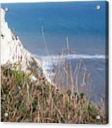 Beachy Head Sussex Acrylic Print