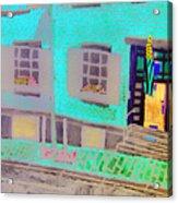 Beacon Hill Acrylic Print
