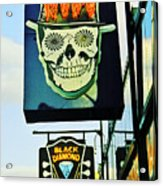 Beale St. 1 Acrylic Print by Jame Hayes