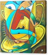 Bean Spirit Acrylic Print