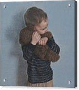 Bear Hug Acrylic Print