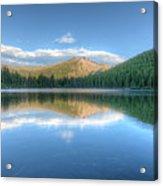 Bear Lake In Rocky Mountain National Park 2x1 Acrylic Print