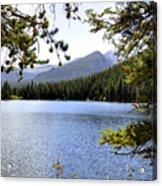 Bear Lake Rmnp Acrylic Print
