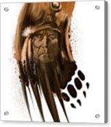 Bear Spirit  Acrylic Print