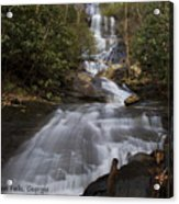 Bearden Falls Acrylic Print