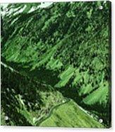 Beartooth Highway Acrylic Print