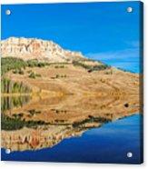 Beartooth Lake Acrylic Print