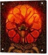 Beast Of The Night Acrylic Print