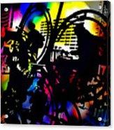 Beat Of The Street Acrylic Print