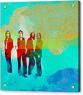 Beatles Acrylic Print