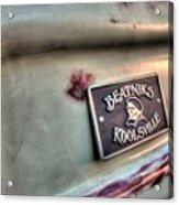 Beatniks - Koolsville Acrylic Print