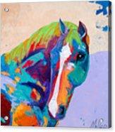 Beau Acrylic Print