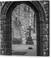 Beauly Priory Arch Acrylic Print