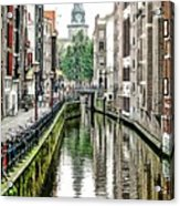 Beautiful Amsterdam Acrylic Print