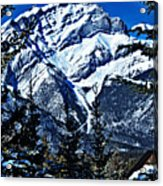 Beautiful Banff Acrylic Print