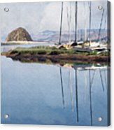Beautiful Bay Acrylic Print