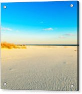 Beautiful Beach Acrylic Print