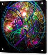 Beautiful Biology Acrylic Print