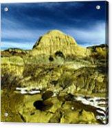 Beautiful Bisti Wilderness Acrylic Print