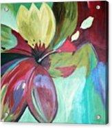 Beautiful Bloom Acrylic Print