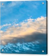 Beautiful Blue Skies Acrylic Print