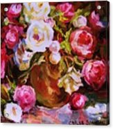 Beautiful Bouquet Acrylic Print