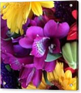 Beautiful Bouquet  Acrylic Print