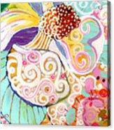 Beautiful Chaos Ten Acrylic Print