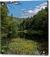Beautiful Clear Creek Acrylic Print