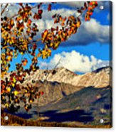 Beautiful Colorado Acrylic Print