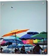 Beautiful Day For The Beach Acrylic Print
