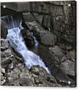 Beautiful Flow Of Power Acrylic Print