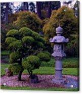 Beautiful Gardens Acrylic Print